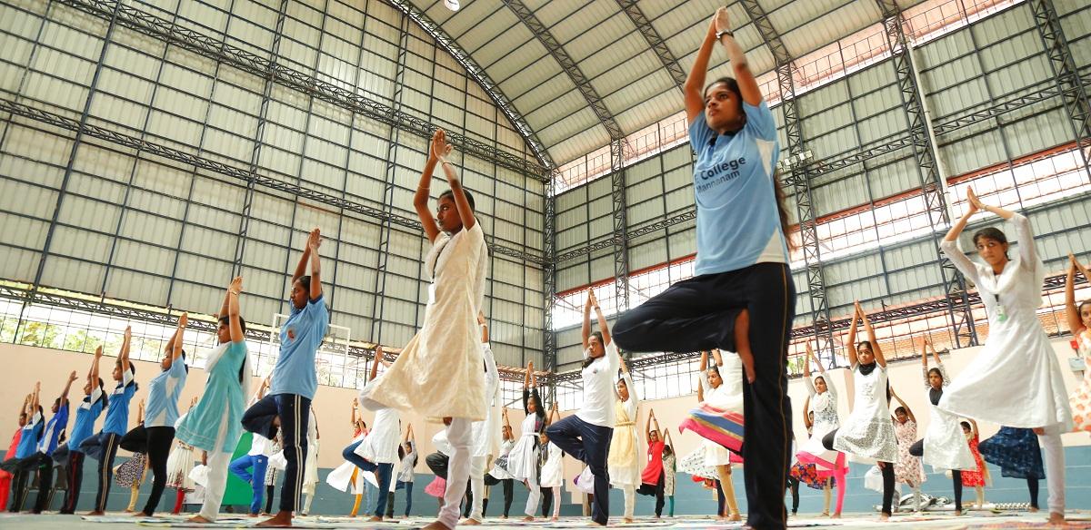 Centre for Yoga & Naturopathy - MG University : MG University